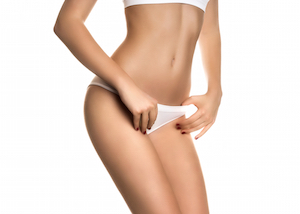woman lower body